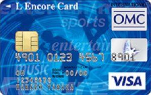 L Encoreカード